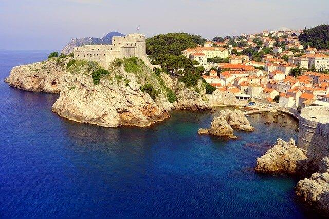 Reisen Mai Kroatien