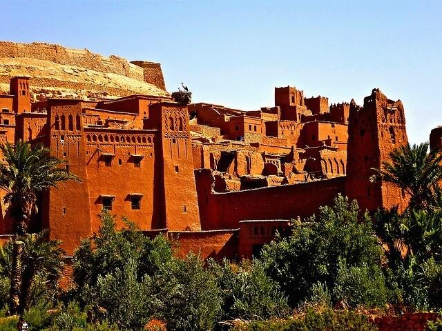 Marokko Reisen Dezember