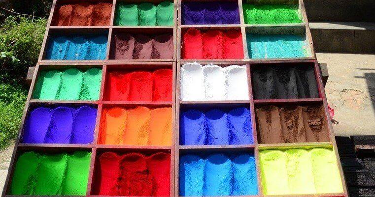 Nepal-colors