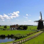 Niederlande Reisen, Ferienhaus Holland