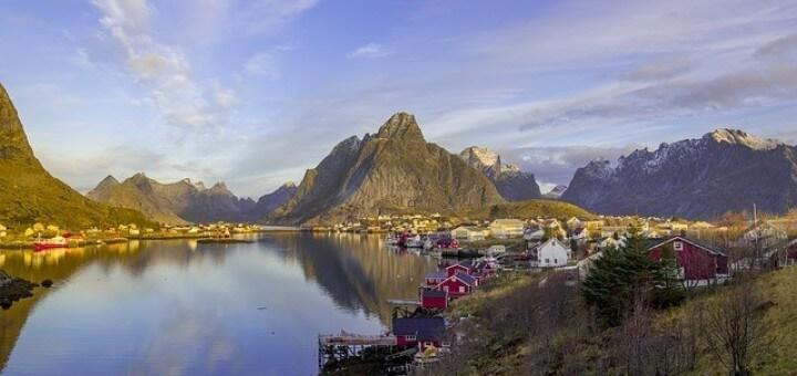 Norwegen Reisen