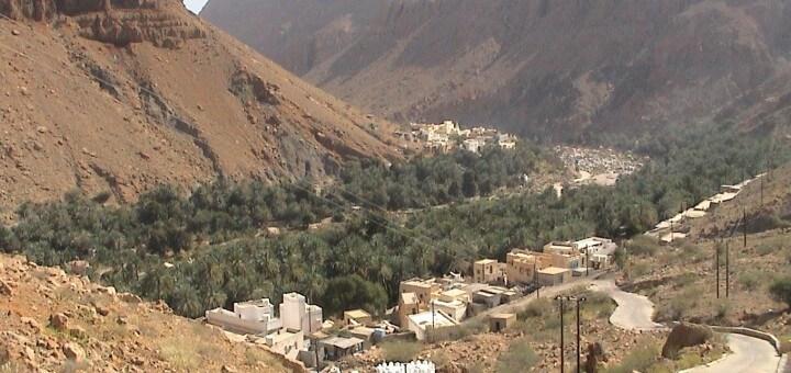 Oman Autoreisen