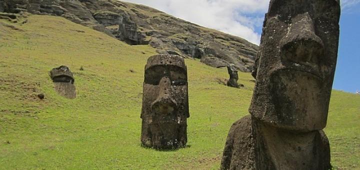 Osterinsel Rapa Nui