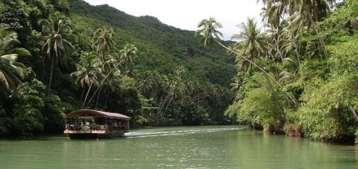 Philippinen Urlaub, Bohol
