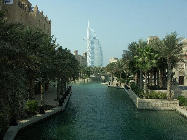 Weihnachten Dubai VAE