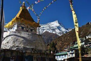 Mount Everest, Nepal Reise