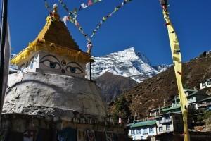 Mount Everest, Nepal Reise