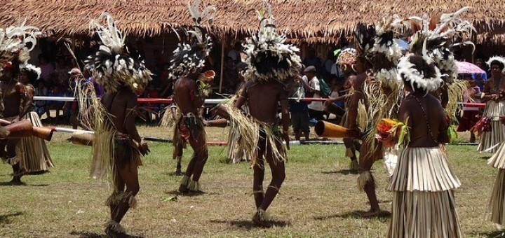 Papua Neuguina Reisen