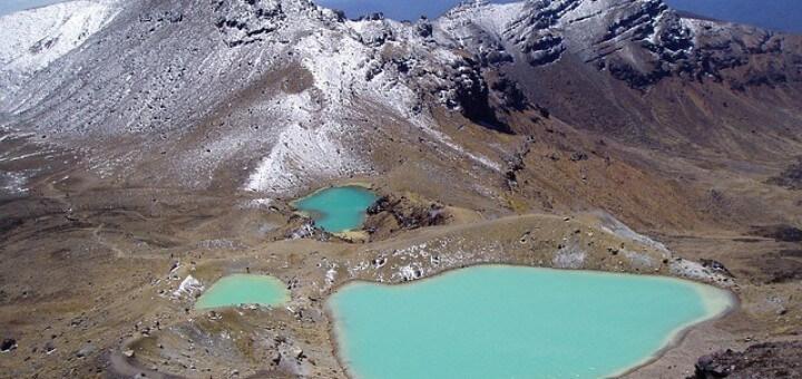 Neuseeland Aktivreise, Tongariro
