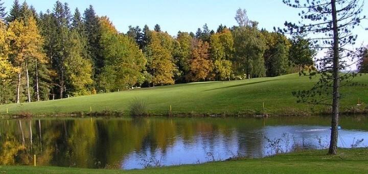 Ferienhäuser Golfplatz