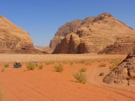 Jordanien Wanderreisen