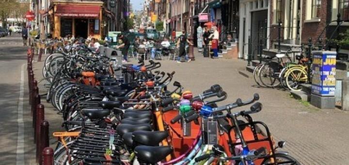 Radreisen, Bike