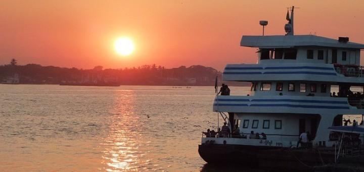 Myanmar Flusskreuzfahrten