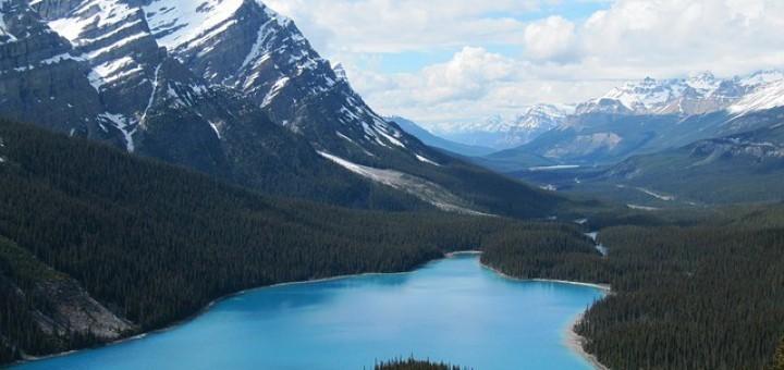 Kanada Reisen
