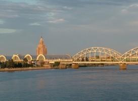Lettland Reisen, Baltikum