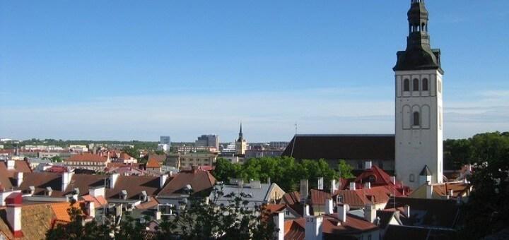 Estland Reisen, Baltikum