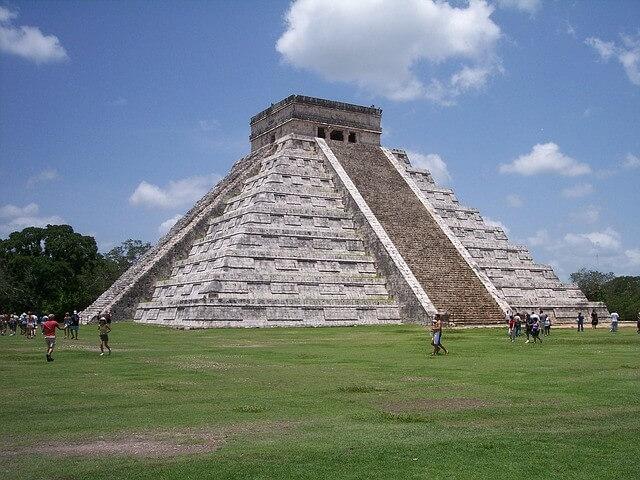 Mexiko Reisen April