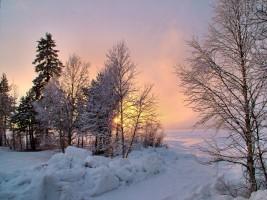 Finnland Reisen, Lappland