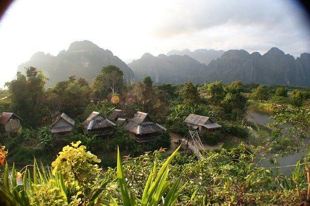 Laos Rundreisen