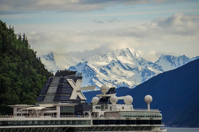 Rundreisen Alaska, Kreuzfahrt