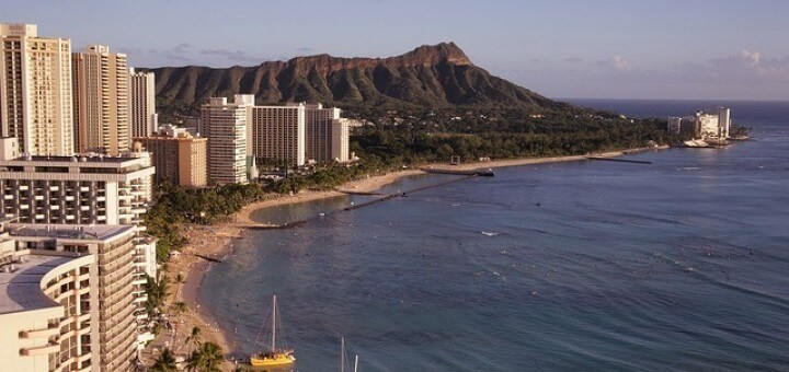 Hawaii Reisen