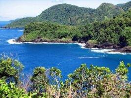 Südsee Samoa Reisen