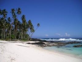 Samoa Reise