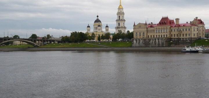Flusskreuzfahrten Russland