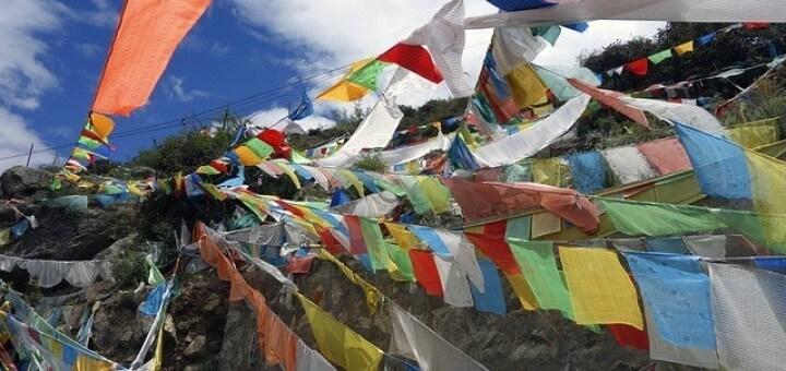 China Tibet Reisen