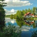 Schweden Reisen Juni