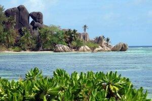 Seychellen Segeltörn