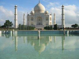 Indien Reisen, Taj Mahal