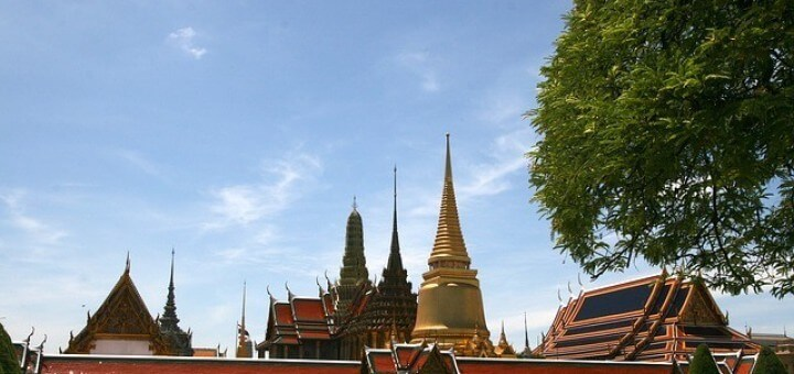 Thailand Bangkok Reisen