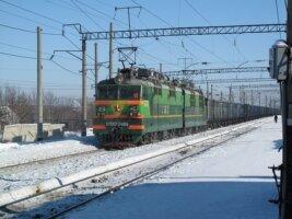 Transsib Bahn