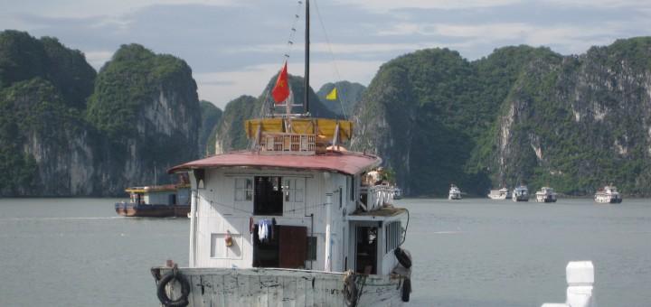Vietnam Halongbucht