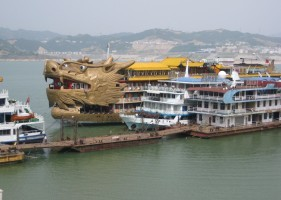 China Yangtse Flusskreuzfahrten